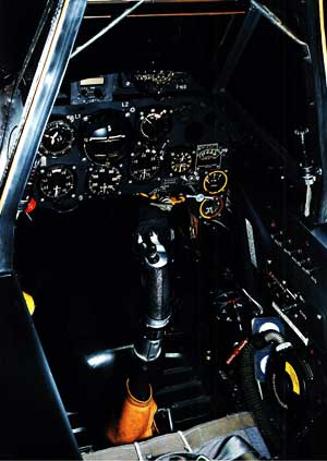 Messerschmitt Me-109 Cockpit