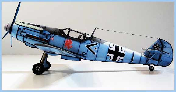 Messerschmitt-Me109 FGMM 2010 winner