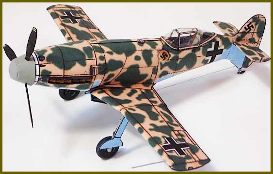 Messerschmitt Me 209 FGMM 2010 winner