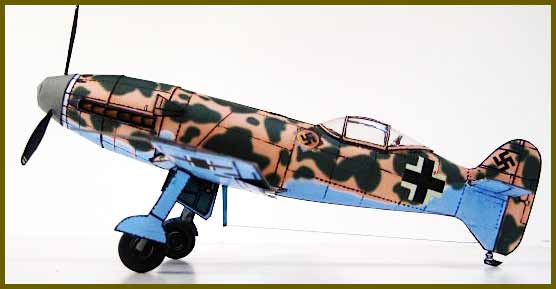 Messerschmitt Me 209 Fiddlersgreen MM 2010 winner