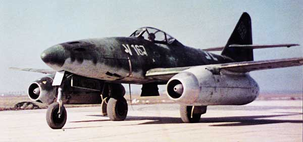 Messerschmitt Me 262 Swallow Taxi