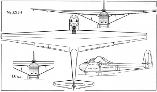 5 view of the Me-321
