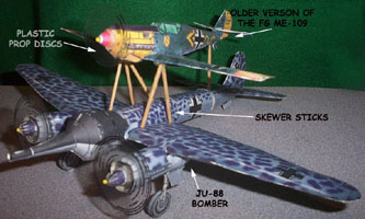 The Mistel Flying Bomb