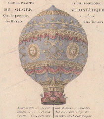Montgolfier Brothers Balloon