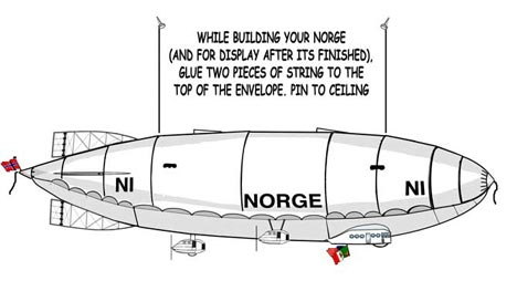 Display the Norge