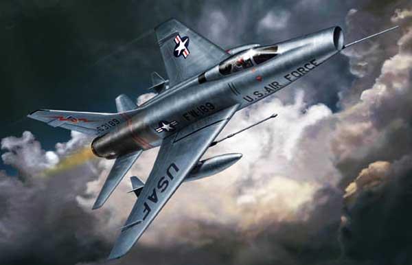 F-100 Super Sabre | Aircraft