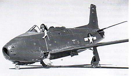 North American FJ-1