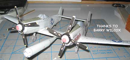 P-82 TwinMustang-Barry