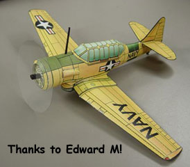 Model SNJ-Harvard Texan