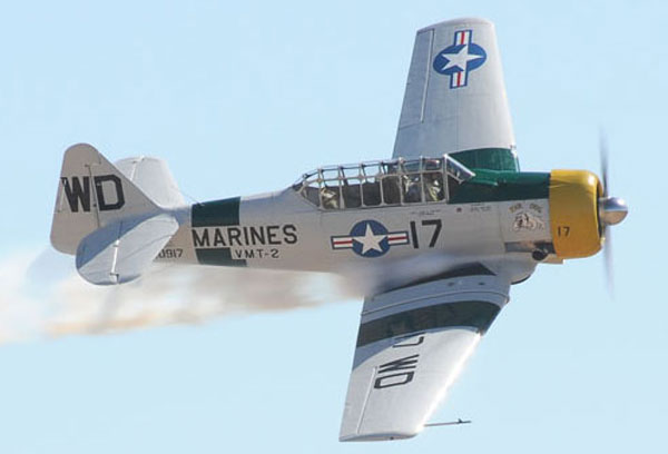 AT-6 Harvard Texan photo