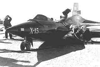 X 15 Crash On its X-15-crash