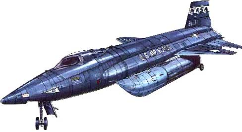X 15 Ironically, since the X-15 was retired in 1968, no other hypersonic ...