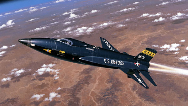 North American X-15 | National Air and Space Museum