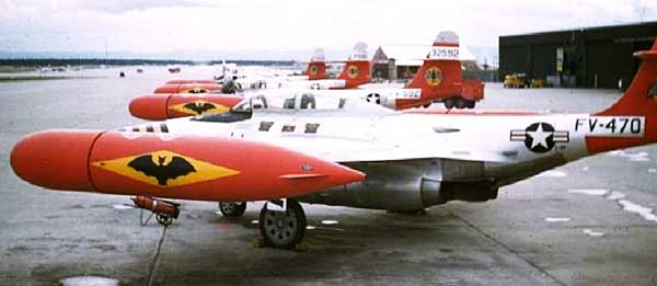 Nothrop F-89 Scorpion