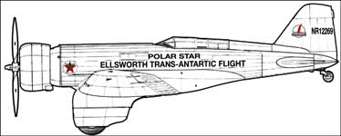 Northrop Gamma Polar Star