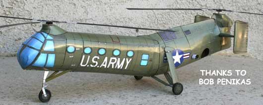 Piasecki-H21 | Aircraft |