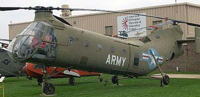 Army Flying Banana H21