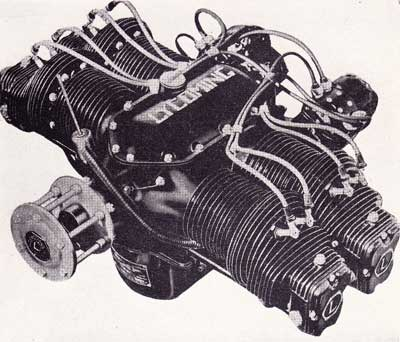 Lycoming 0-145 Engine