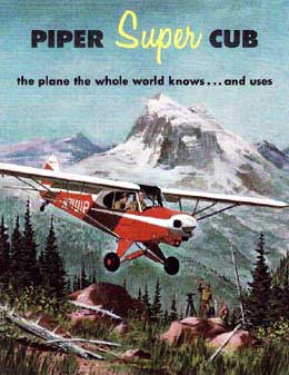 Super Cub Advert