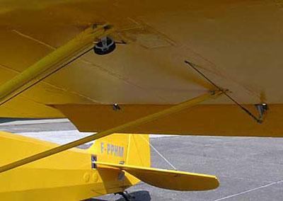 Piper cub 750pix 8206 750