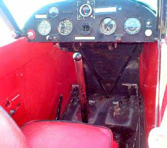 Super Cub Cockpit image