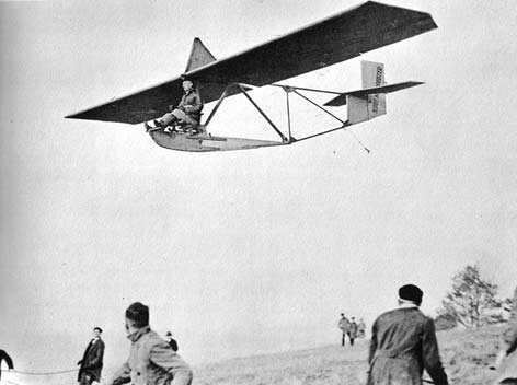 GERMAN PRIMARY GLIDER