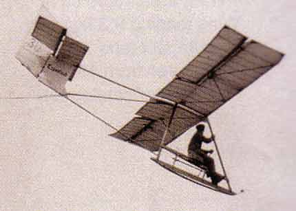 Primary-glider -launched