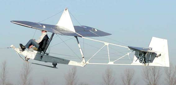 Photo of Zögling Primary Glider