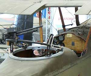 Cockpits of the Royal Aircraft Factory R.E.8