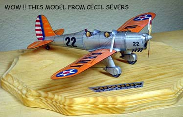 Ryan PT-16 WWII Trainer paper model