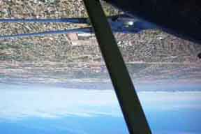 View from the Ryan PT-22