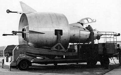 snecma coleoptere vtol experimental french aircraft