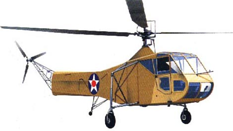 The Sikorsky R-4 Helicopter