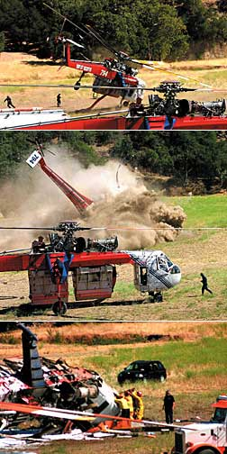 Elicottero S 64 F : Sikorsky s sky crane aircraft