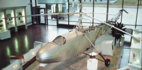 Sikorsky VS-300-Form Museum
