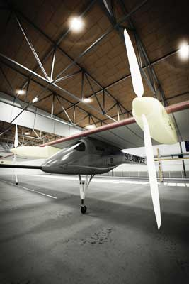 Solar Impulse Nose