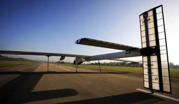 Solar Impulse Tail