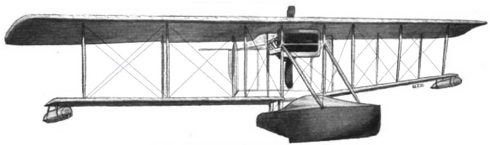 Sopwith Bat Boat BW