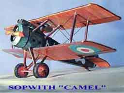 Sopwith Pup Model
