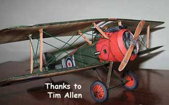 Tim's Sopwith Camel