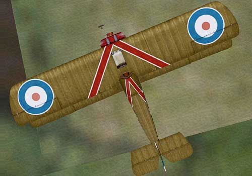 Roy Brown's Sopwith Camel