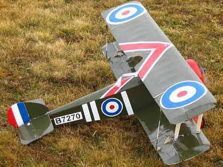 Roy Brown's RC Sopwith Camel