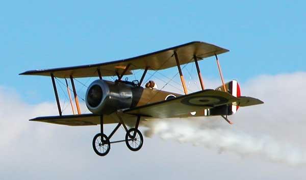 Sopwith Pup Aircraft