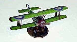 Sopwith Pup Micro Model