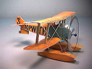 Sopwith tabloid made up