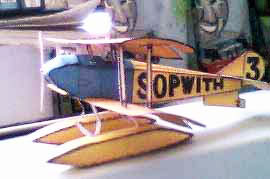 Marc's  Sopwith Baby Tabloid