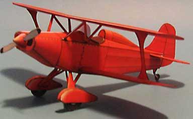 Starduster paper model