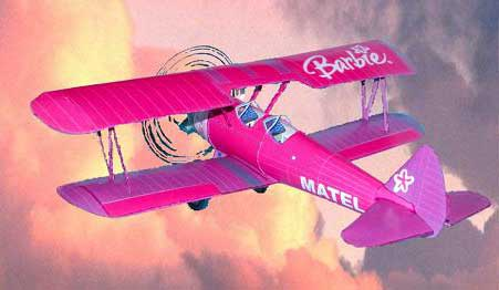 Barbie Stearmans
