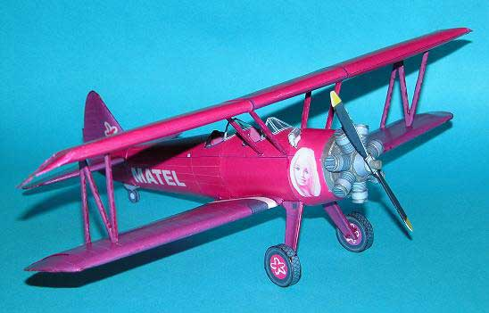 Barbie Boeing Stearmans