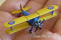 Stearman PT-17 mini model